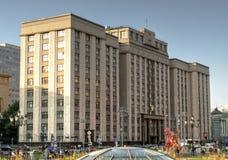 Το ρωσικό Κοινοβούλιο στοκ εικόνες με δικαίωμα ελεύθερης χρήσης