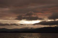 Το ρόδινο χρώμα διαρκεί την αυγή στοκ εικόνες με δικαίωμα ελεύθερης χρήσης