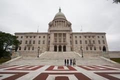Το Ρόουντ Άιλαντ Βουλή είναι το capitol του U S κράτος Στοκ Εικόνες