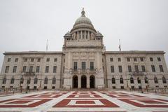 Το Ρόουντ Άιλαντ Βουλή είναι το capitol του U S κράτος Στοκ φωτογραφία με δικαίωμα ελεύθερης χρήσης