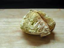 Το σάπιο λάχανο στοκ εικόνα