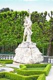 Το Σάλτζμπουργκ, ένας κήπος είναι κορόμηλο (Mirabelgarten) Στοκ Εικόνες