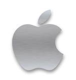 Το σήμα επιχείρησης της Apple Στοκ Φωτογραφίες