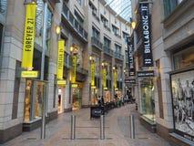 Το Σίδνεϊ Arcade, πόλη του Σίδνεϊ, Αυστραλία Στοκ εικόνες με δικαίωμα ελεύθερης χρήσης