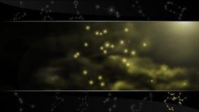 Το σημάδι Sagittarius αστεριών τοξοτών Στοκ φωτογραφία με δικαίωμα ελεύθερης χρήσης