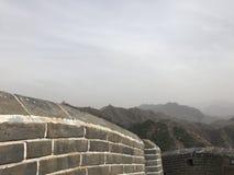 Το Σινικό Τείχος στοκ φωτογραφία