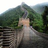 Το Σινικό Τείχος της Κίνας στοκ φωτογραφία