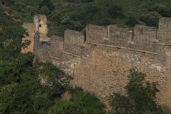 Το Σινικό Τείχος της Κίνας στοκ φωτογραφίες με δικαίωμα ελεύθερης χρήσης