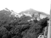 Το Σινικό Τείχος της Κίνας Στοκ Εικόνα