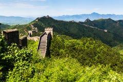 Το Σινικό Τείχος στοκ εικόνες