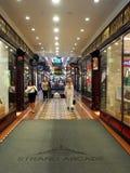 Το σκέλος Arcade, πόλη του Σίδνεϊ, Αυστραλία Στοκ Φωτογραφίες