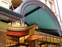 Το σκέλος Arcade, Σίδνεϊ, NSW, Αυστραλία Στοκ Φωτογραφία