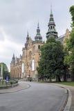 Το σκανδιναβικό μουσείο, Στοκχόλμη Στοκ Εικόνες