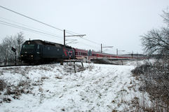 Το σκι σαφές Στοκ εικόνες με δικαίωμα ελεύθερης χρήσης
