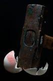το σκοτάδι προσοχής παίρν&e Στοκ φωτογραφία με δικαίωμα ελεύθερης χρήσης