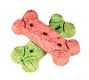 το σκυλί μπισκότων που απ&o Στοκ Εικόνες