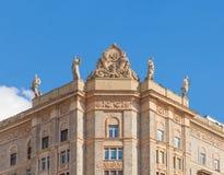 Το σοβιετικό arhitecture στη Μόσχα Στοκ εικόνες με δικαίωμα ελεύθερης χρήσης