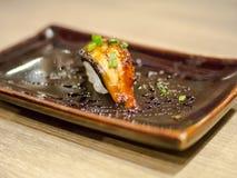 Το σούσι είναι ιαπωνικά τρόφιμα Στοκ Εικόνα