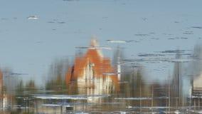 το σπίτι απεικονίζεται στον ποταμό φιλμ μικρού μήκους