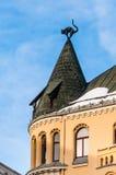 Το σπίτι γατών Στοκ φωτογραφίες με δικαίωμα ελεύθερης χρήσης