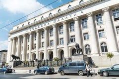 Το σπίτι δικαστηρίου της Sofia Στοκ Φωτογραφία