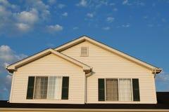 Το σπίτι μας στοκ φωτογραφία με δικαίωμα ελεύθερης χρήσης