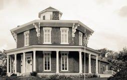 Το σπίτι οκταγώνων της Ουάσιγκτον Στοκ φωτογραφία με δικαίωμα ελεύθερης χρήσης