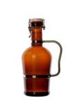 Το σπίτι παρασκευάζει την μπύρα τοπ Growler ταλάντευσης με τη λαβή στοκ εικόνα