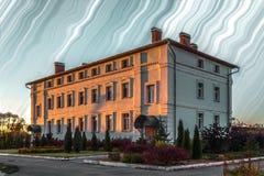 Το σπίτι παραδείσου Στοκ φωτογραφία με δικαίωμα ελεύθερης χρήσης