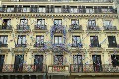 Το σπίτι στο Παρίσι Στοκ φωτογραφίες με δικαίωμα ελεύθερης χρήσης
