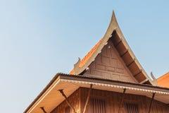 Ταϊλανδικό σπίτι Στοκ φωτογραφίες με δικαίωμα ελεύθερης χρήσης