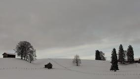 Το σπίτι στο λόφο Στοκ φωτογραφίες με δικαίωμα ελεύθερης χρήσης