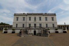 Το σπίτι της βασίλισσας - Γκρήνουιτς, UK Στοκ Εικόνες