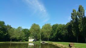 Το σπίτι της μικρής κλειδαριάς Στοκ Εικόνες