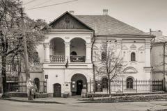 Το σπίτι του Μέγας Πέτρου σε Kyiv, Ουκρανία Στοκ φωτογραφίες με δικαίωμα ελεύθερης χρήσης