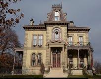 Το σπίτι του Ντέιβιντ Ντέιβις Στοκ εικόνα με δικαίωμα ελεύθερης χρήσης