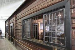 Το σπίτι του Peter 1 στοκ εικόνες με δικαίωμα ελεύθερης χρήσης