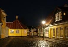 Το σπίτι HC Andersen Στοκ φωτογραφία με δικαίωμα ελεύθερης χρήσης