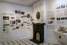 Το σπίτι Smith ιστορικό Στοκ Φωτογραφία