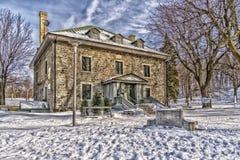Το σπίτι Smith ιστορικό Στοκ Φωτογραφίες