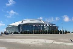 Το στάδιο της AT&T, σπίτι στους Dallas Cowboys στοκ φωτογραφίες με δικαίωμα ελεύθερης χρήσης