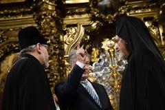 Το Συμβούλιο ενότητας των ουκρανικών Ορθόδοξων Εκκλησιών στοκ φωτογραφία με δικαίωμα ελεύθερης χρήσης