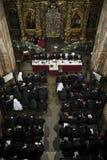 Το Συμβούλιο ενότητας των ουκρανικών Ορθόδοξων Εκκλησιών στοκ φωτογραφίες με δικαίωμα ελεύθερης χρήσης