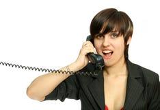 το συμπαθητικό τηλέφωνο κ στοκ εικόνα
