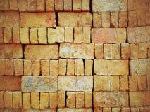 Το σχέδιο της ρύθμισης του τούβλου Στοκ φωτογραφία με δικαίωμα ελεύθερης χρήσης