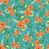 το σχέδιο ανασκόπησης floral ιδανικά χρησιμοποιεί το διάνυσμά σας Στοκ φωτογραφία με δικαίωμα ελεύθερης χρήσης
