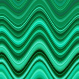 Το σχέδιο των Πράσινων Γραμμών Στοκ Φωτογραφία