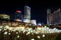 Το σχέδιο Plaza Dongdaemun που οδηγήθηκε αυξήθηκε Στοκ Εικόνα