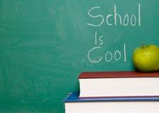 Το σχολείο είναι δροσερό Στοκ εικόνα με δικαίωμα ελεύθερης χρήσης