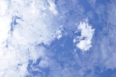 Το σύννεφο στον ουρανό Στοκ Εικόνα